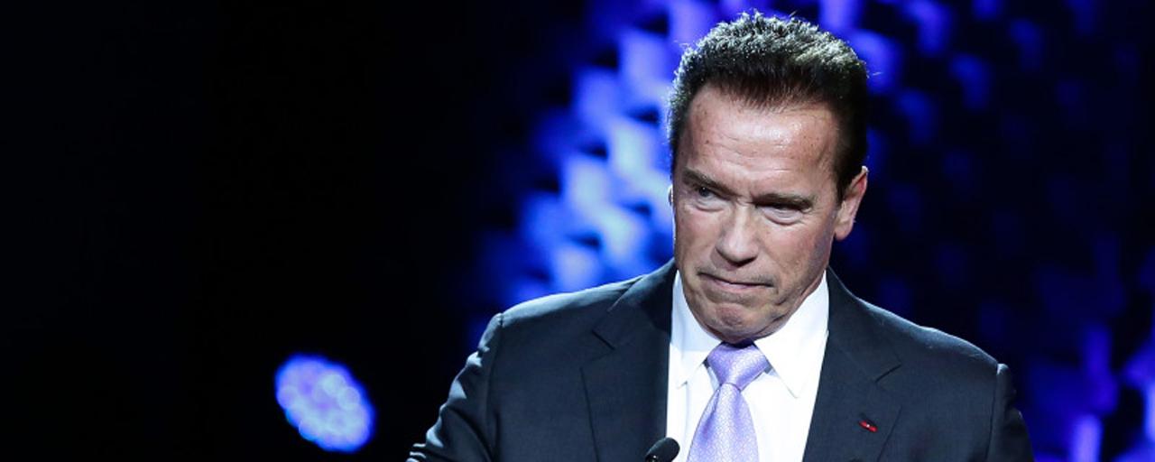 """Agression sexuelle sur le tournage de True Lies : Arnold Schwarzenegger est """"choqué"""""""