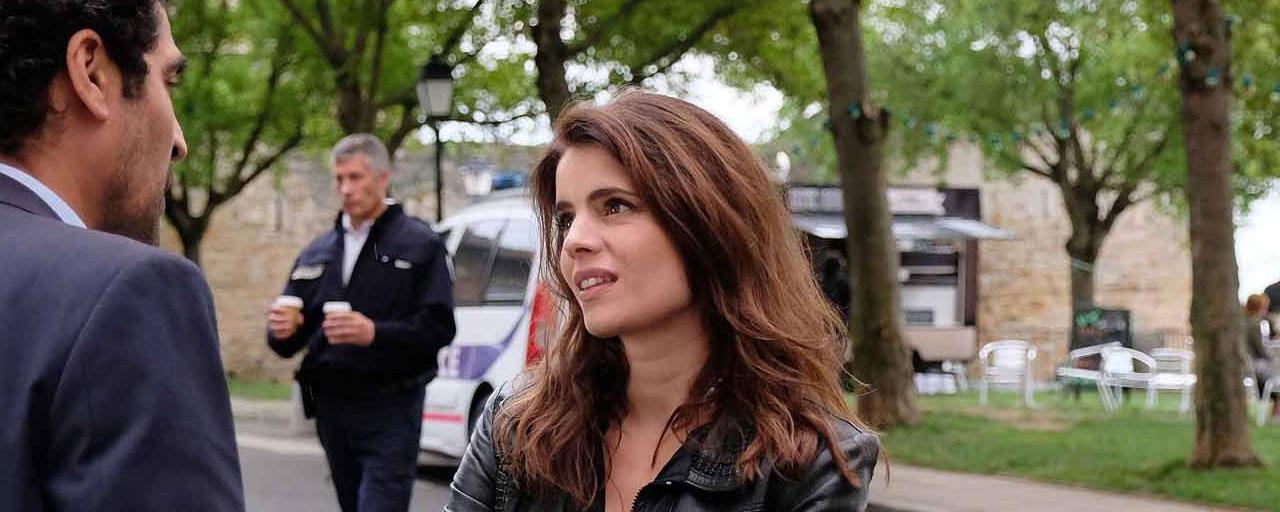 Cherif : qui est Aurore Erguy, la nouvelle partenaire du flic de France 2 ?
