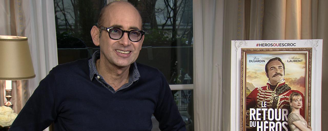 """César du Public : pour Laurent Tirard """"Quand 10 millions de personnes vont voir un film, c'est qu'il y a quand même quelque chose"""""""