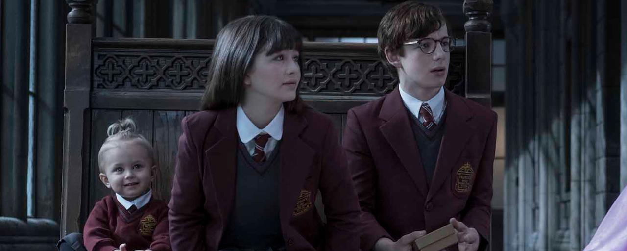 Les désastreuses aventures des orphelins Baudelaire : un teaser délicieusement épouvantable pour la saison 2