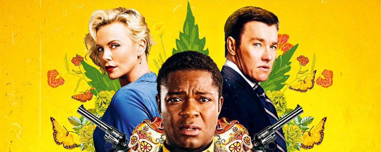 Bande-annonce Gringo : action, humour et cannabis pour David Oyelowo et Charlize Theron