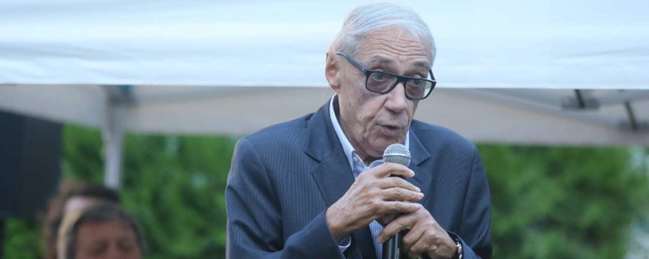 Cabourg 2018 : André Téchiné président du jury