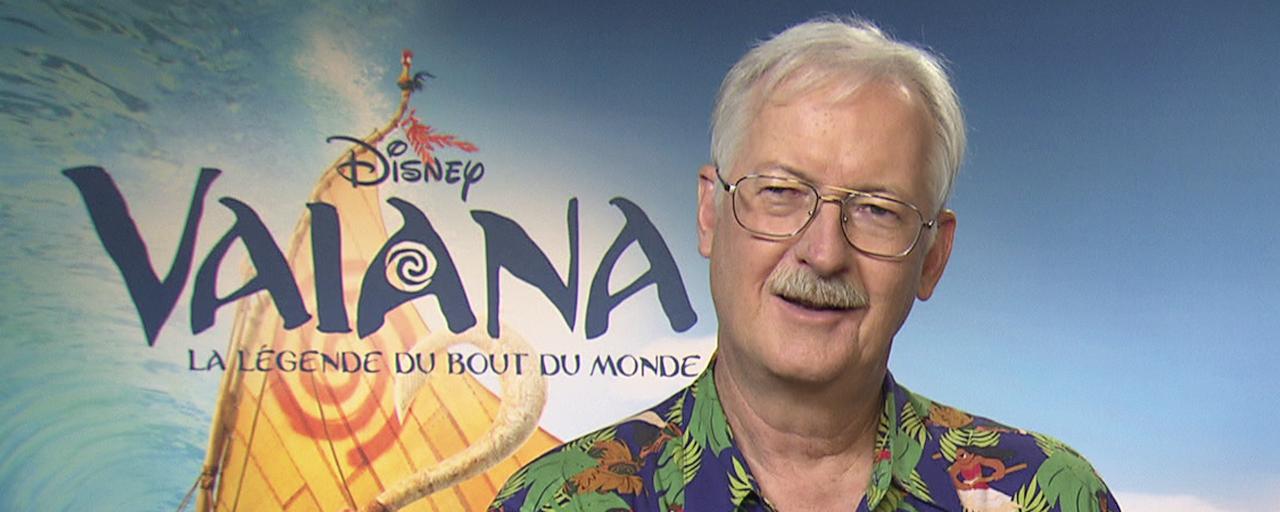 Le réalisateur de Vaiana, d'Aladdin et de La Petite sirène prend sa retraite