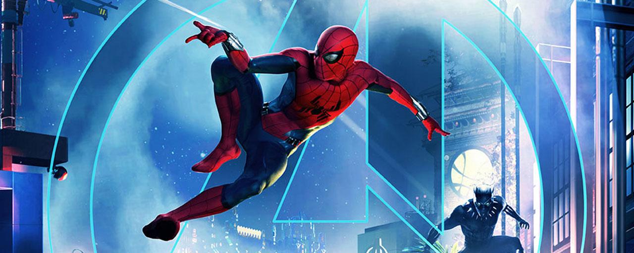 Marvel : des détails sur les nouvelles attractions des parcs Disney