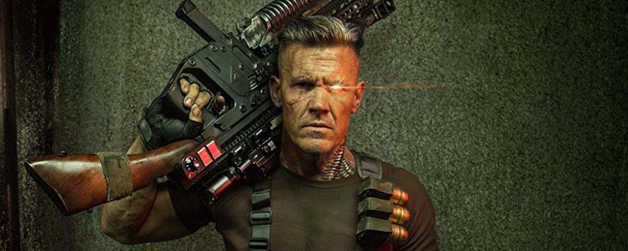 Deadpool 2 : Josh Brolin confirme que l'histoire de Cable s'étendra sur quatre films