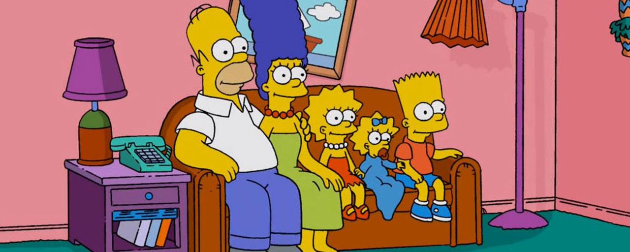 Les Simpson : les meilleurs gags du canapé