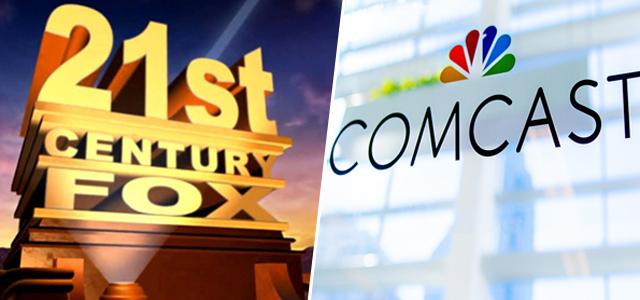 Le géant Comcast tente de ravir la 21st Century Fox à Disney