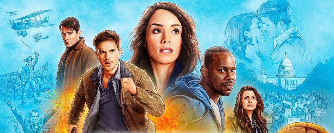 Timeless : NBC annule la série après 2 saisons mais un téléfilm de conclusion pourrait voir le jour