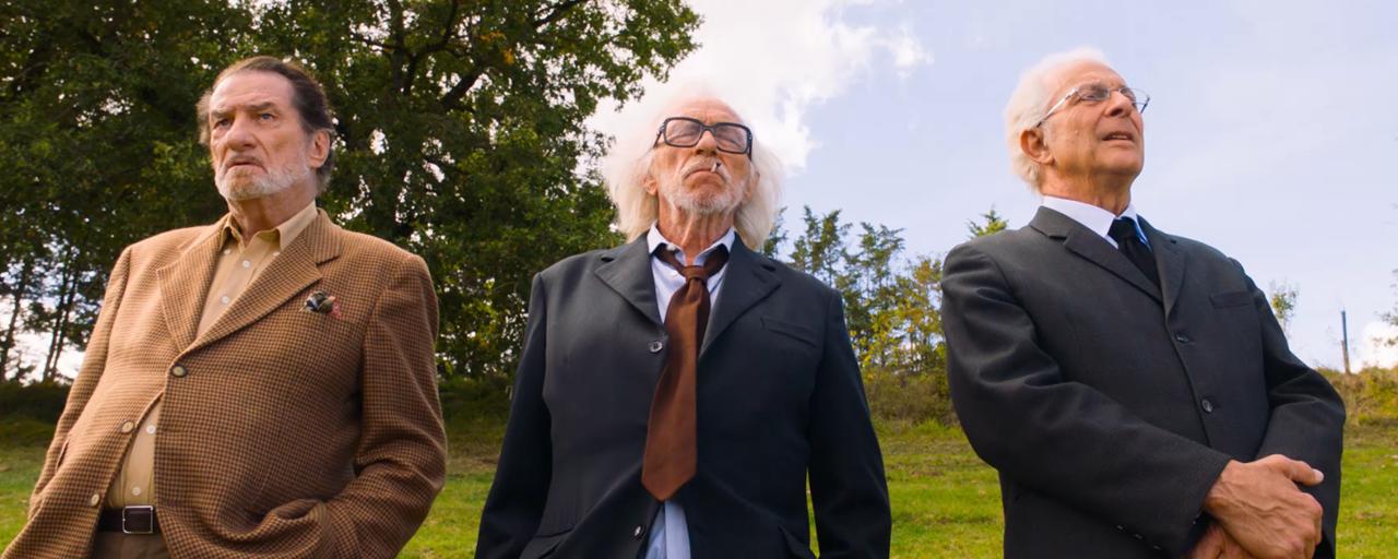 Bande-annonce Les Vieux fourneaux : l'adaptation de la célèbre BD avec Pierre Richard, Roland Giraud et Eddy Mitchell se dévoile