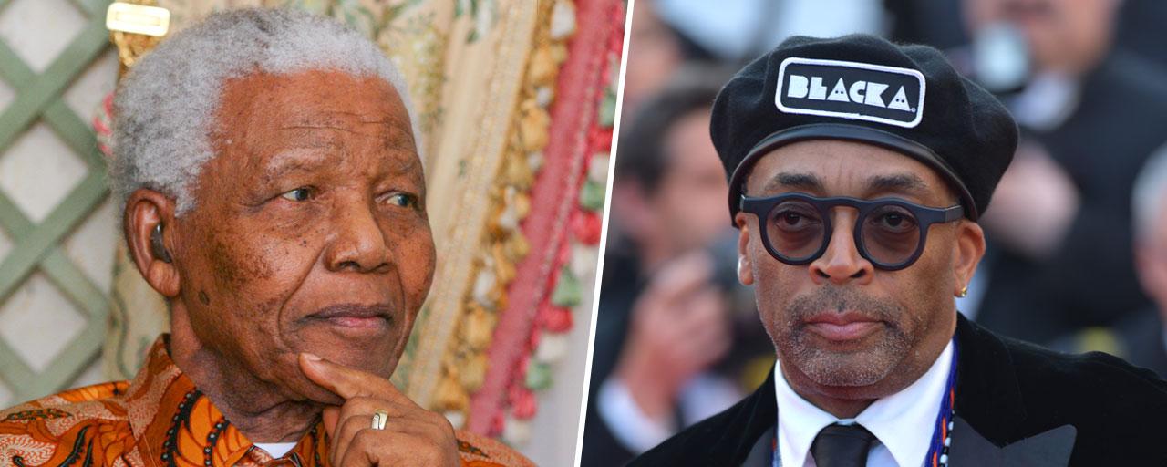 """Nelson Mandela : son """"non"""" à Spike Lee sur le tournage de Malcolm X"""