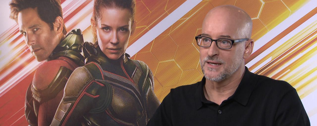 """Ant-Man et la Guêpe : """"Un film à la fois plus grand... et plus petit !"""""""