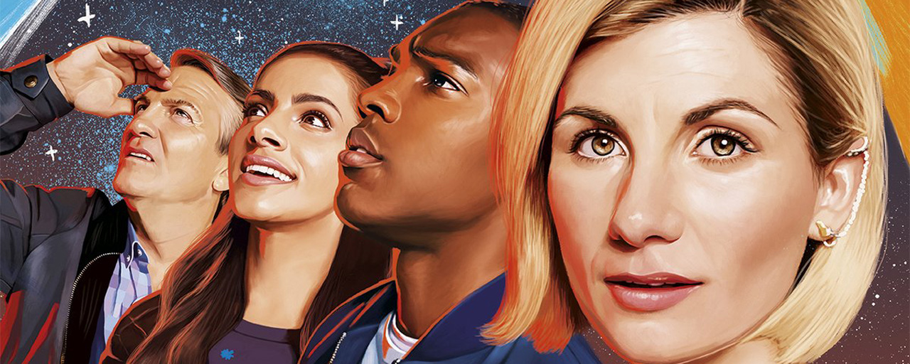 Doctor Who : Jodie Whittaker découvre de nouveaux mondes dans le teaser du Comic-Con 2018