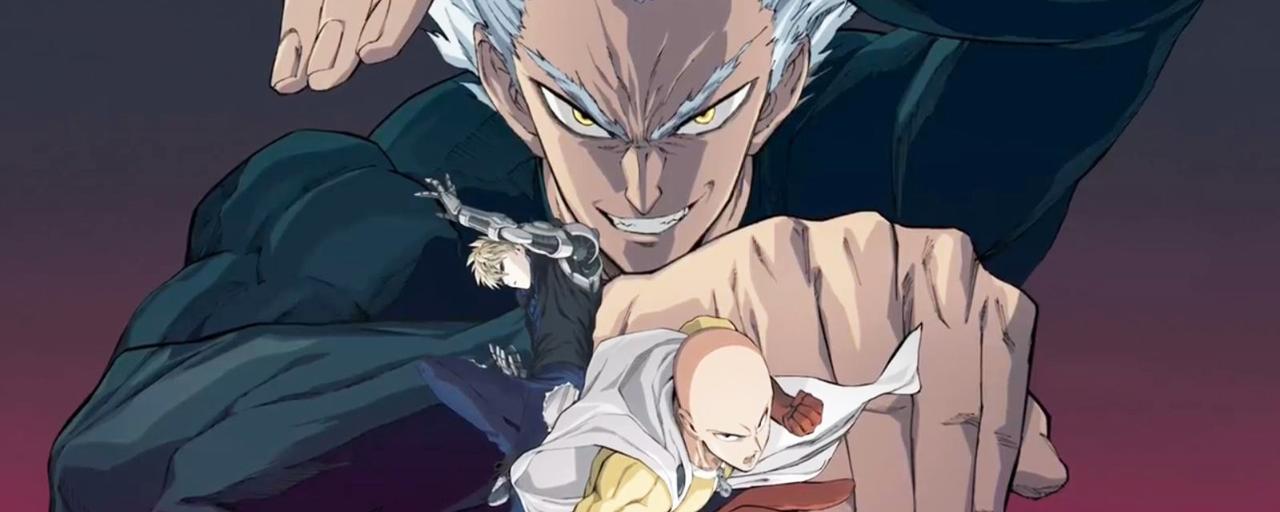 One-Punch Man : la saison 2 sera finalement diffusée en avril 2019
