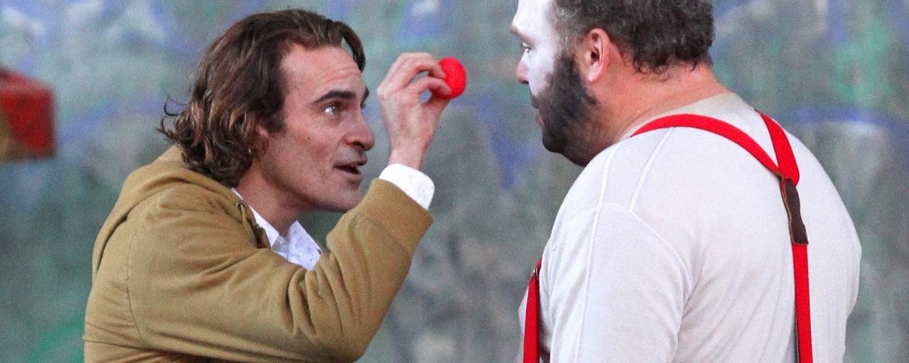 Joker : découvrez le look de Joaquin Phoenix... sans maquillage !