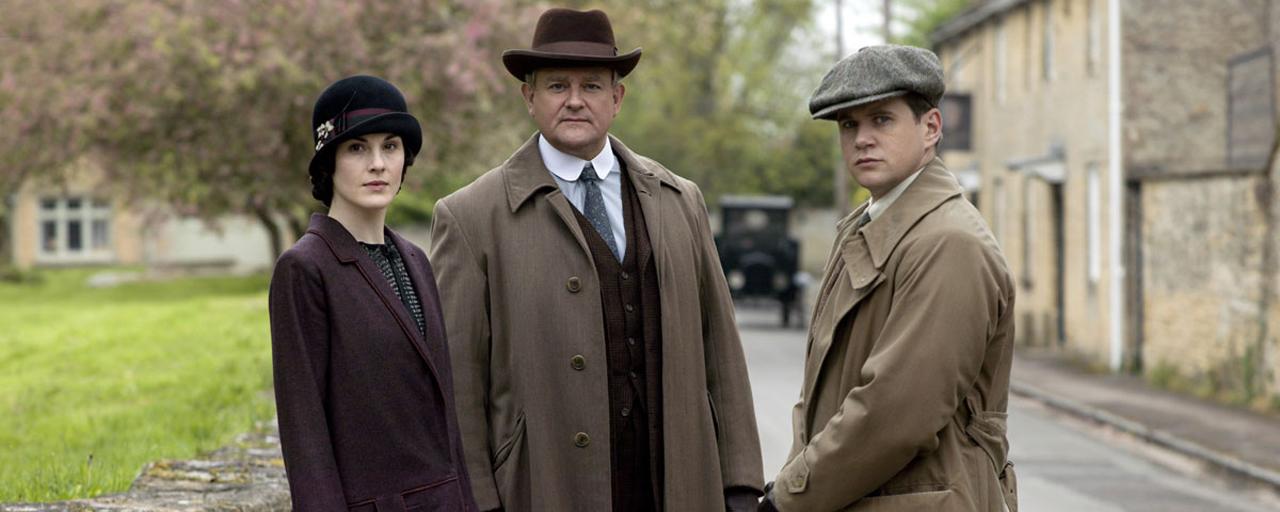 Downton Abbey : le film sortira en salles dans un an !