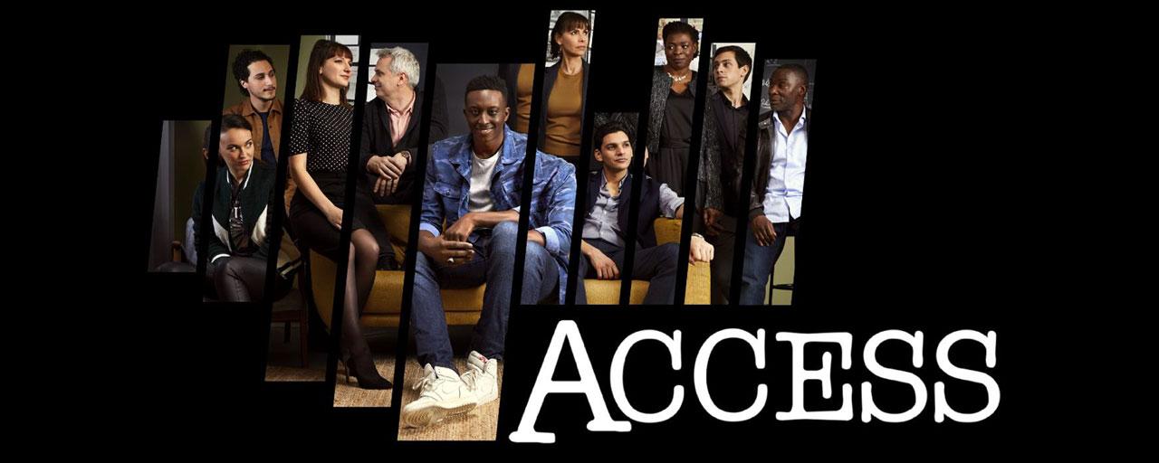 Access : C8 donne le coup d'envoi de la série avec Ahmed Sylla