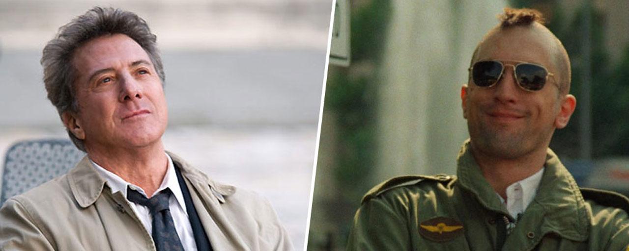 Dustin Hoffman, Denzel Washington, Bruce Willis... Ces acteurs regrettent d'avoir refusé un rôle