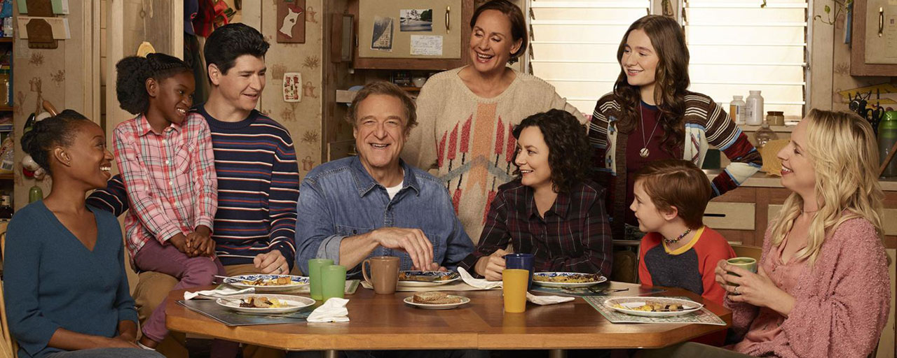 Audiences US : démarrage en trombe pour The Conners, le spin-off de Roseanne