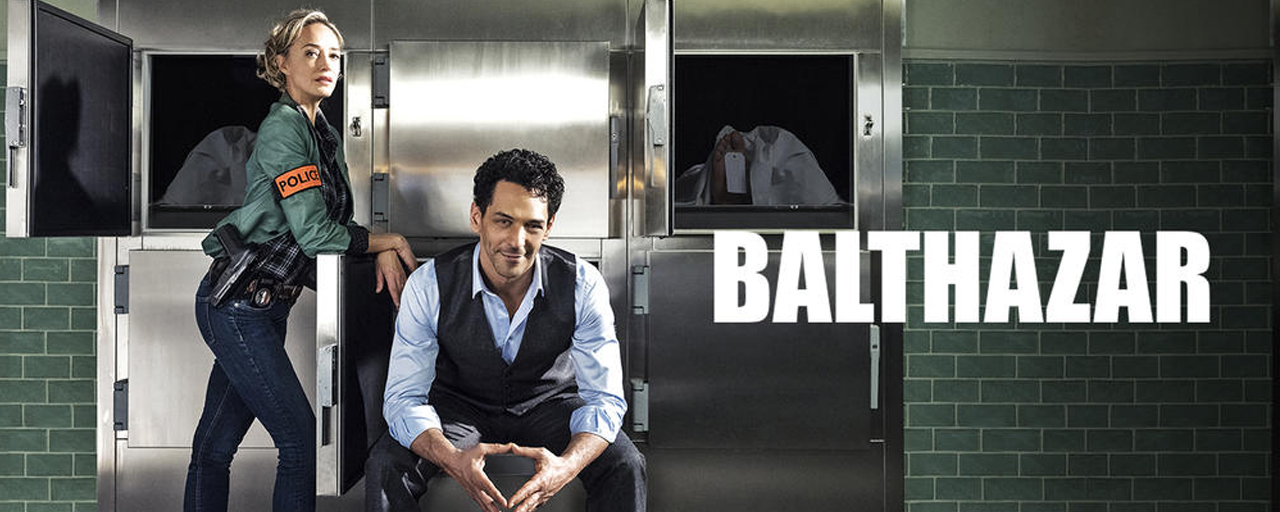 Balthazar : la nouvelle série policière avec Tomer Sisley démarre sur TF1 en décembre