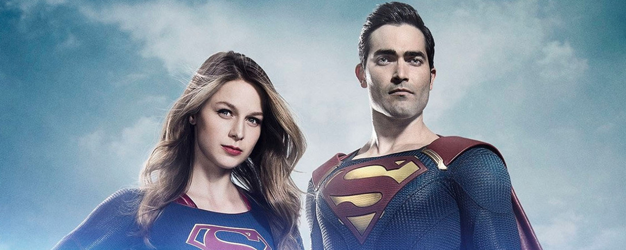 Arrowverse : Superman et Lois Lane réunis sur la photo du cross-over Elseworlds