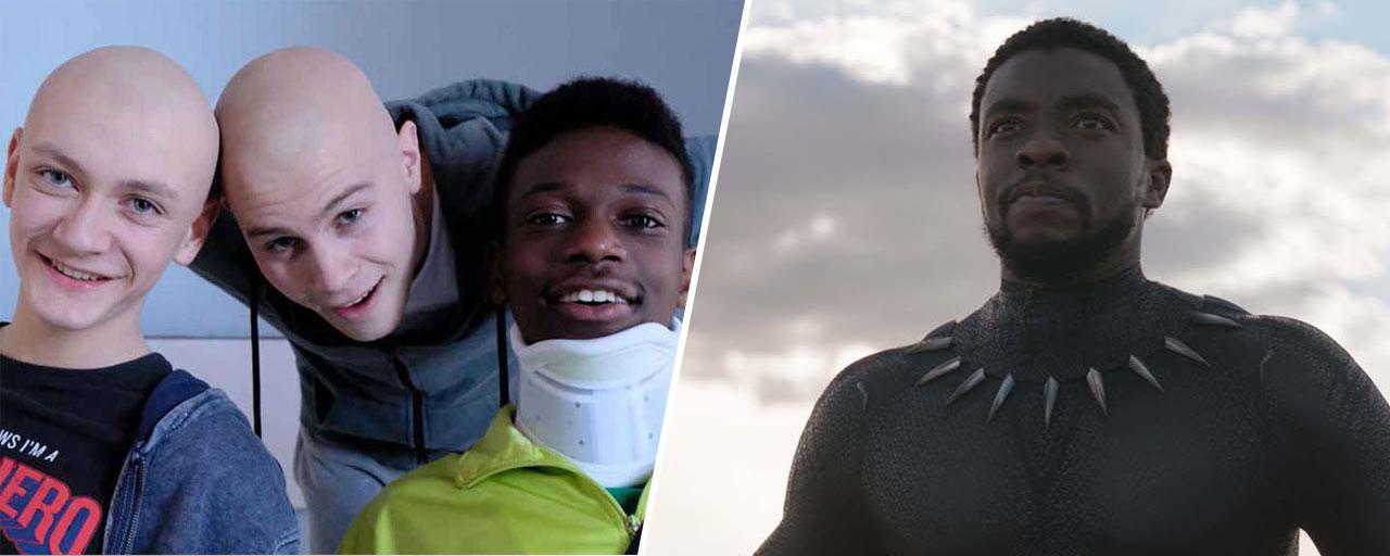 Les Bracelets Rouges, Black Panther... Les séries et les films les plus recherchés sur Google France en 2018