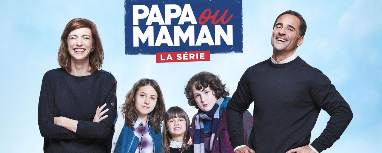 Extrait Papa ou maman, la série : la guerre est déclarée dans les derniers épisodes [EXCLU]