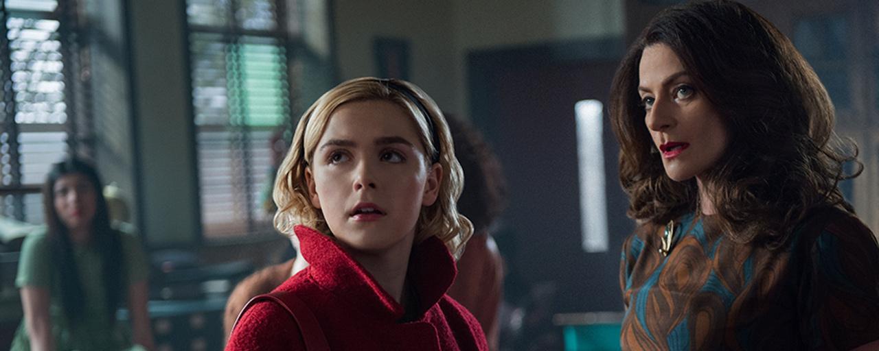 Les Nouvelles aventures de Sabrina : des saisons 3 et 4 pour l'apprentie sorcière de Netflix