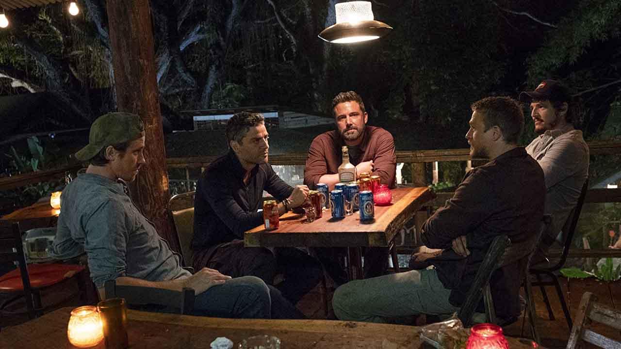 C'est sur Netflix en mars: les soldats de Triple Frontière et les chercheurs d'Osmosis