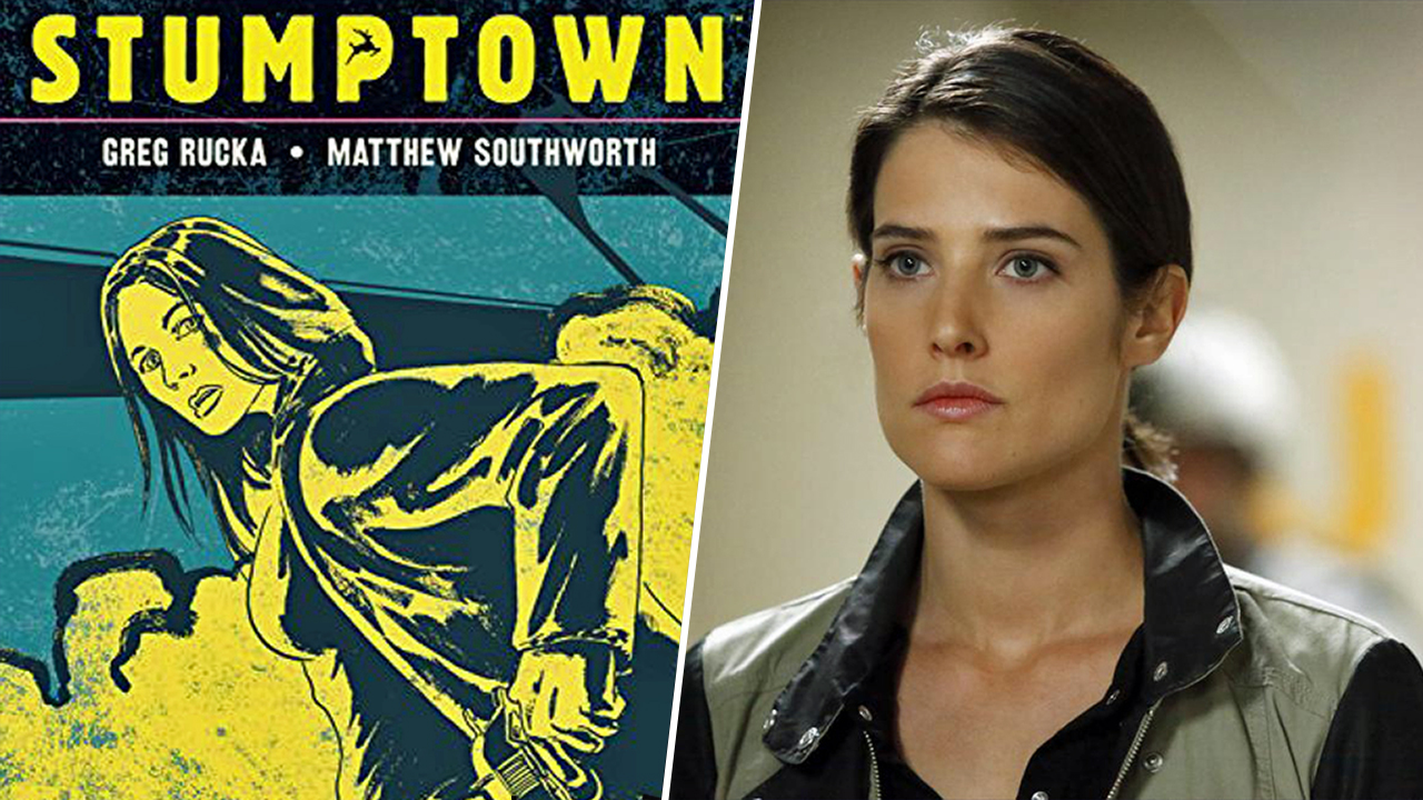 "Cobie Smulders (How I Met your Mother) star du pilote de ""Stumptown"" commandé par ABC"