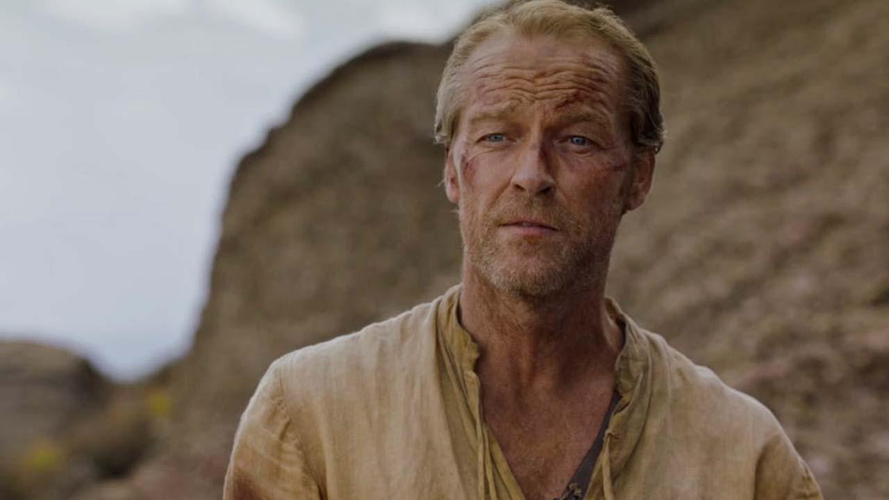 """Game of Thrones : pour Iain Glen (Jorah) """"ces 6 derniers épisodes sont les meilleurs jamais écrits dans la série"""""""
