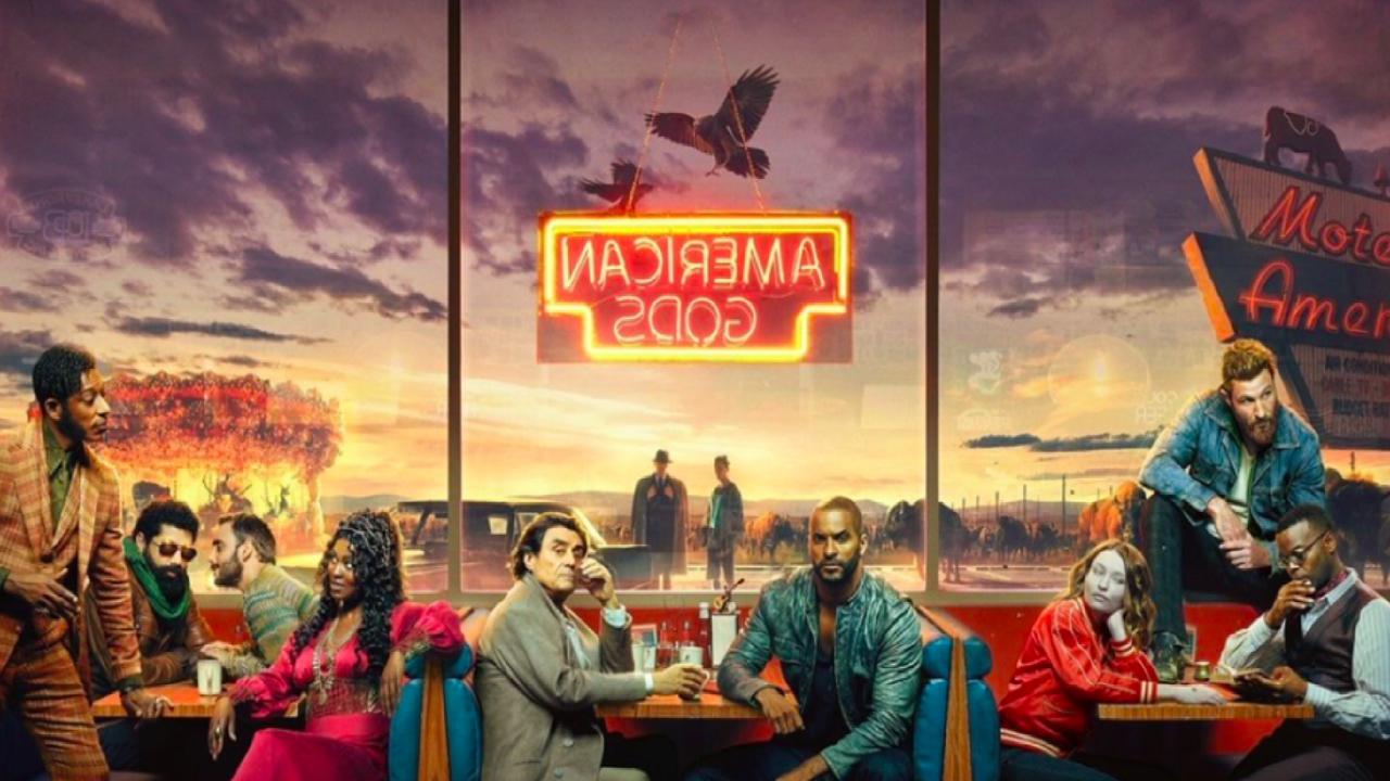 American Gods est renouvelée pour une saison 3 et change de showrunner