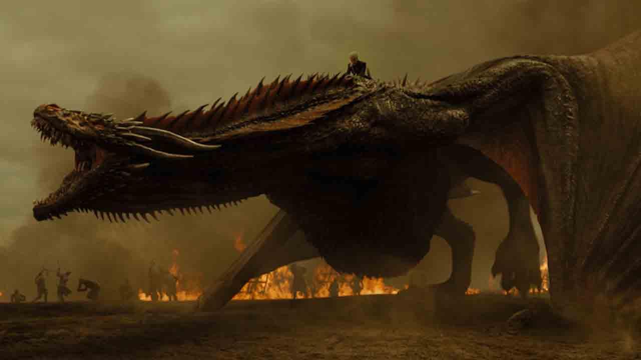 Game of Thrones : un dragon caché sur la dernière affiche de la saison 8