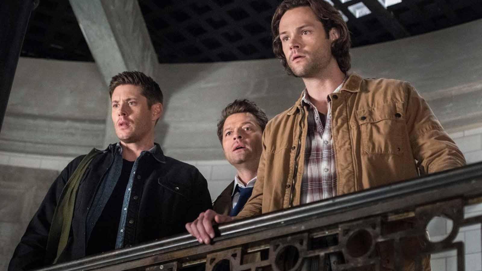 Supernatural : la saison 15 sera la dernière