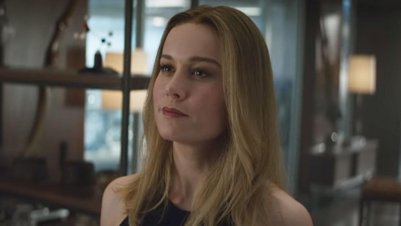 Avengers Endgame : Captain Marvel explique les raisons de son absence d'Infinity War dans un nouvel extrait