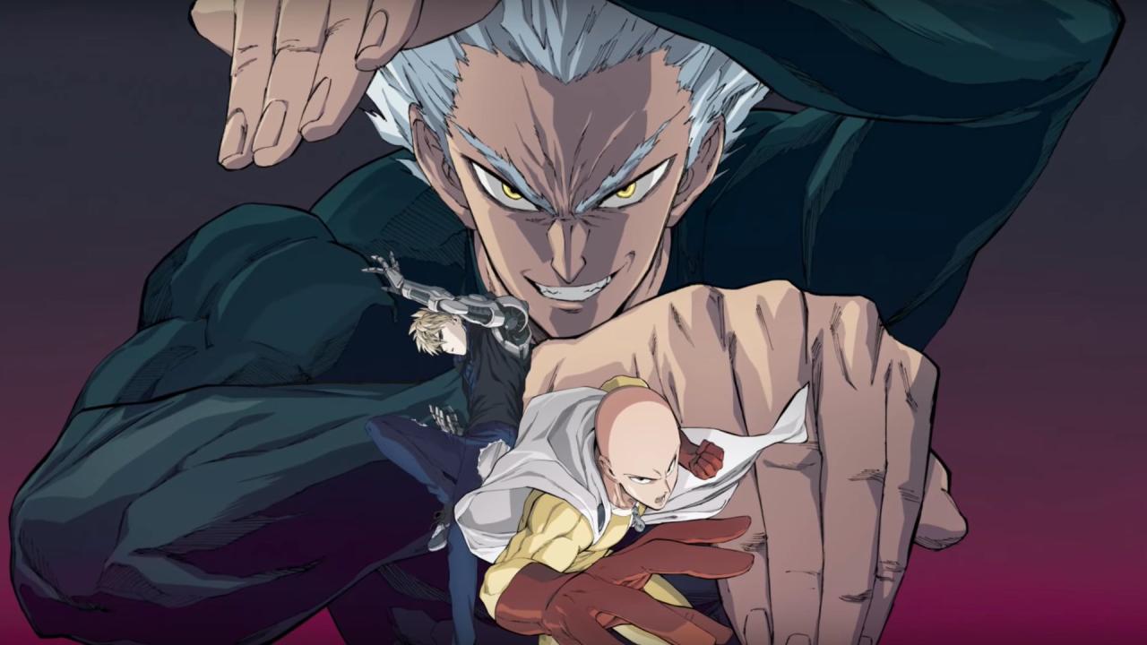 One Punch Man: ce qu'il faut savoir sur Garoh, le grand méchant de la saison 2