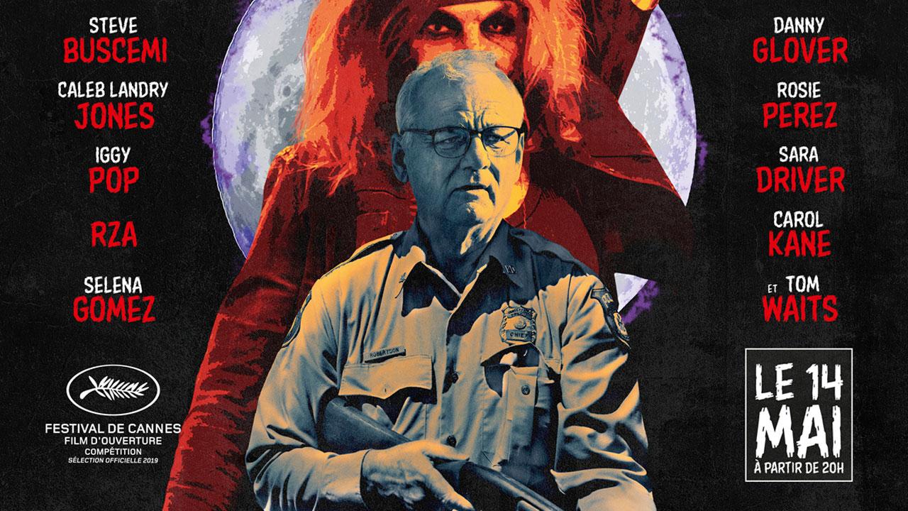 EXCLU - Cannes 2019 : les affiches personnages du film de zombies de Jim Jarmusch, The Dead don't die