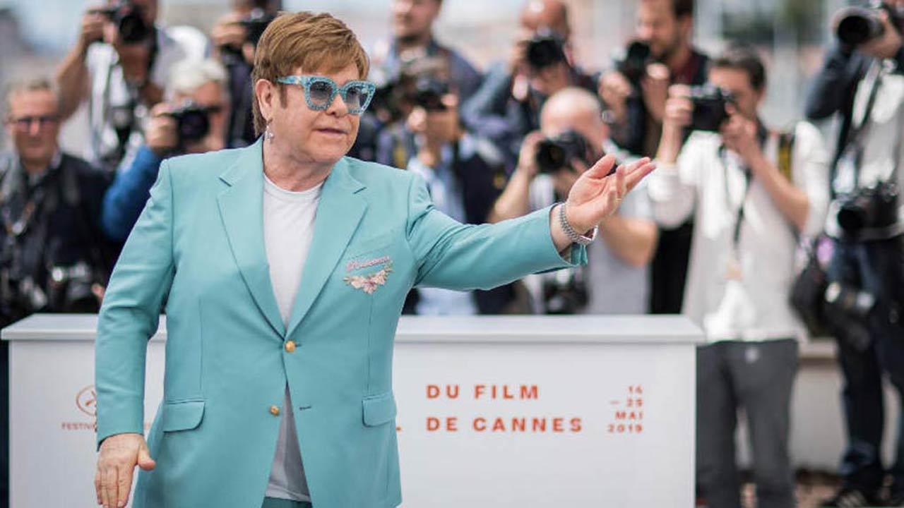 Cannes 2019 - Elton John est sur la Croisette avec l'équipe de Rocketman