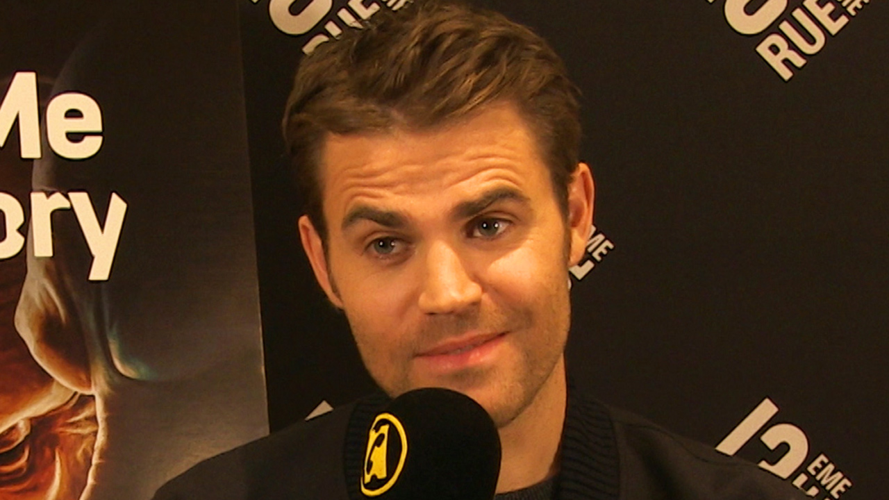 Vampire Diaries, Tell Me a Story... l'interview Vrai ou Faux de Paul Wesley