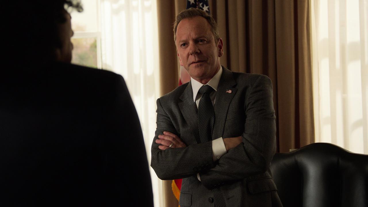 Le Fugitif : Kiefer Sutherland tête d'affiche du reboot en série