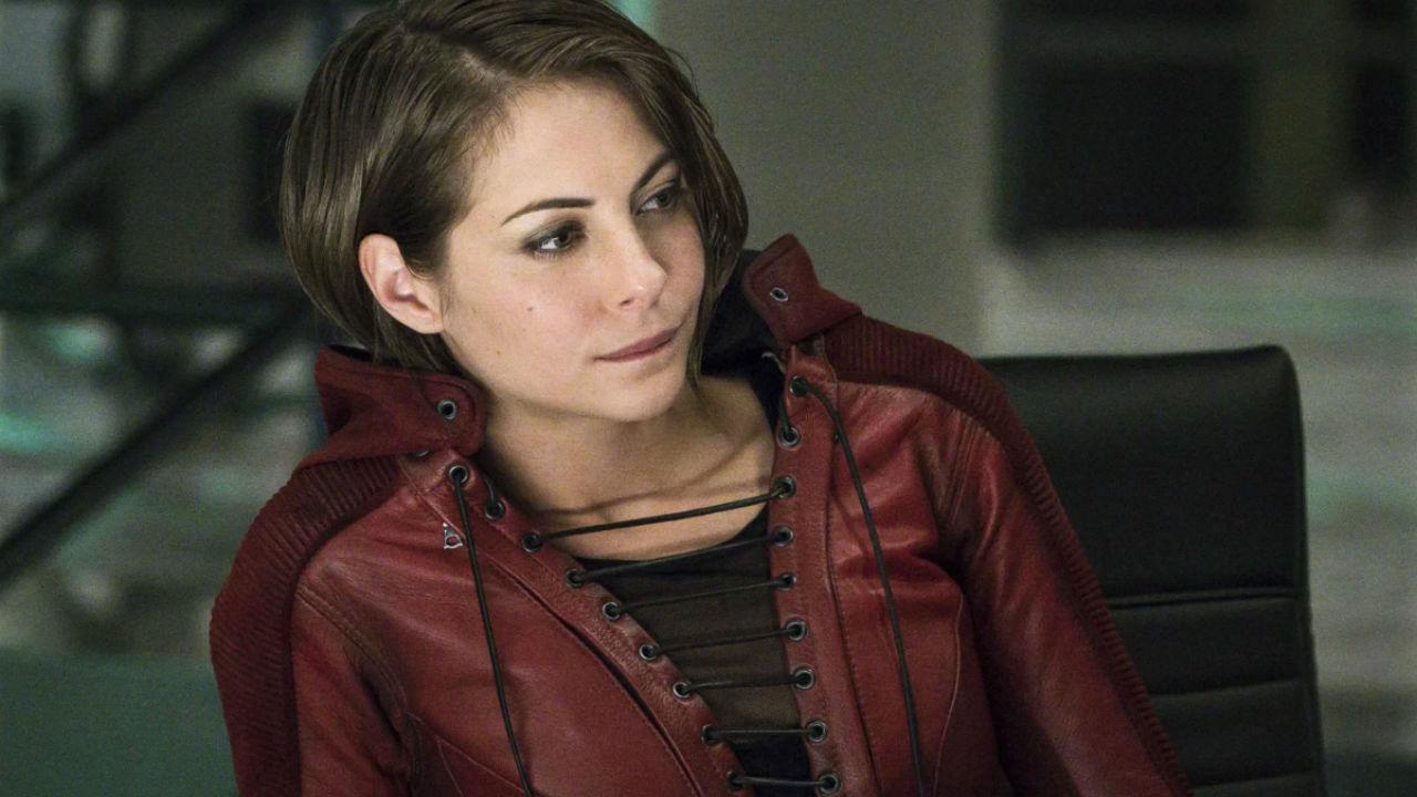 Arrow : Willa Holland (Thea) de retour dans la saison finale