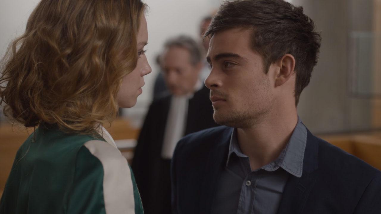 Pour Sarah : que chuchote l'héroïne à l'oreille de Cédric dans le final ?