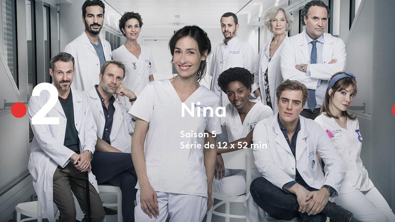 Nina : une date et une bande-annonce exclusive pour la saison 5 de la série médicale de France 2