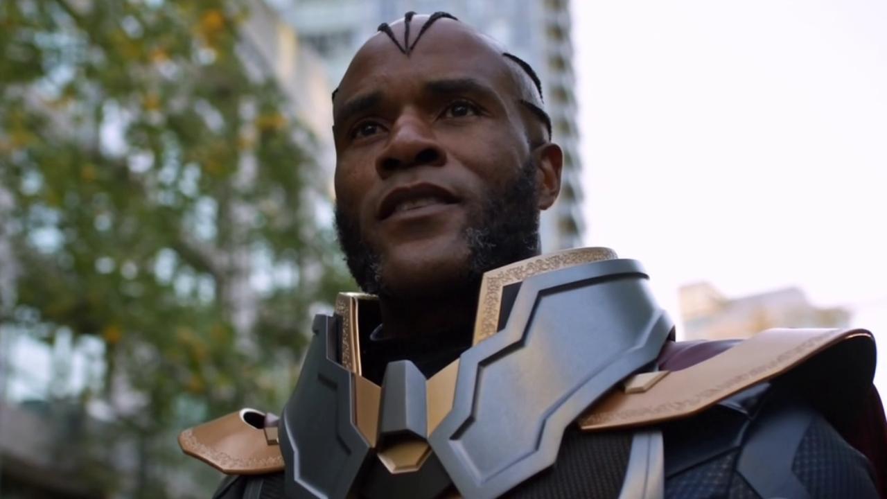 Arrow : l'adversaire des Superman et Flash dans le crossover se dévoile