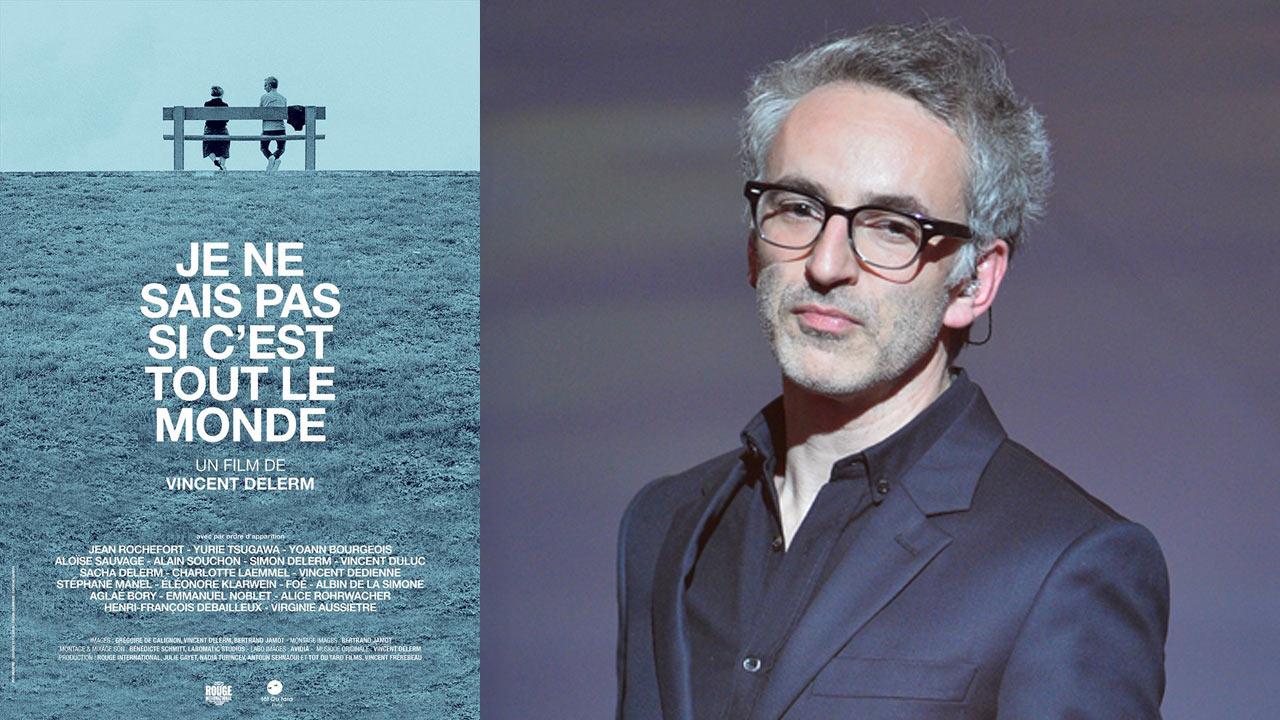 """Vincent Delerm : """"Le film s'est construit sur des hasards, des accidents…"""""""