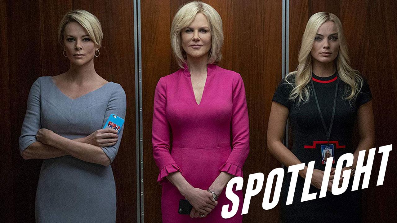 Scandale : on décrypte le film choc avec trois expertes du ciné, de la télé et du harcèlement au travail [PODCAST]