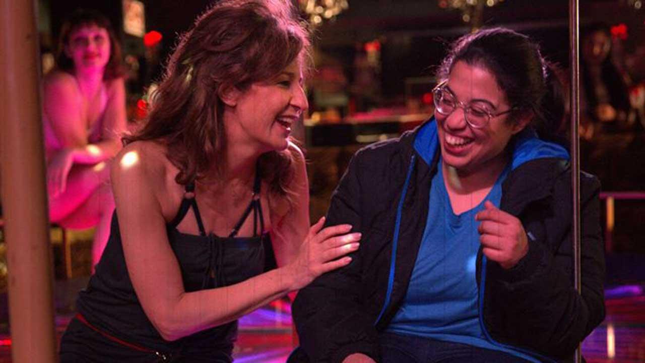 Bande-annonce Forte : Melha Bedia s'essaie à la pole dance avec Valérie Lemercier