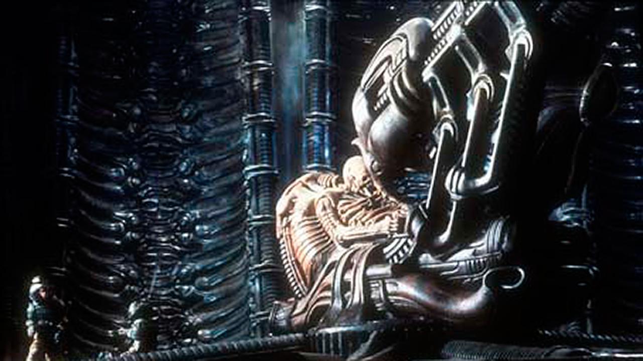 Alien : le scénario original du film adapté en roman graphique