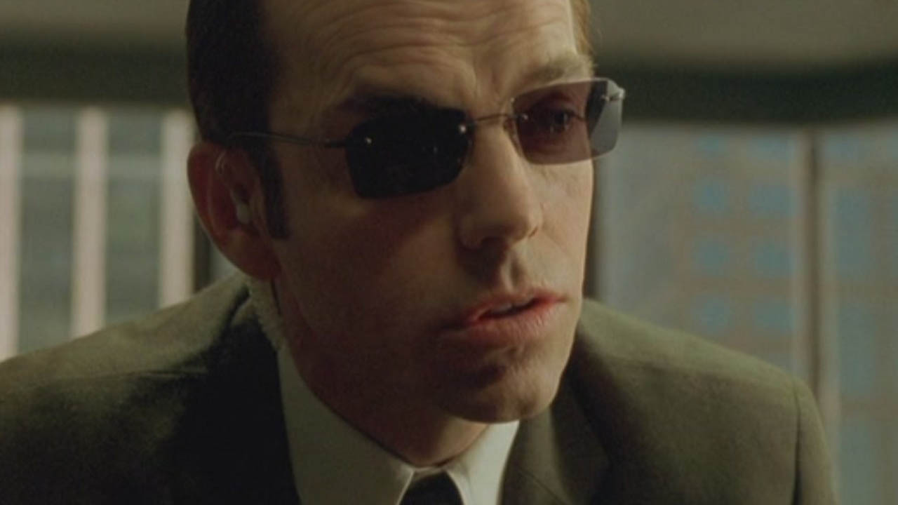 Matrix 4 : Hugo Weaving (l'agent Smith) ne reprendra pas son rôle