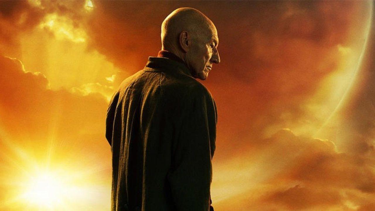 """Star Trek Picard sur Amazon Prime : Patrick Stewart ne voulait """"plus remettre le pied à bord de l'Enterprise"""""""