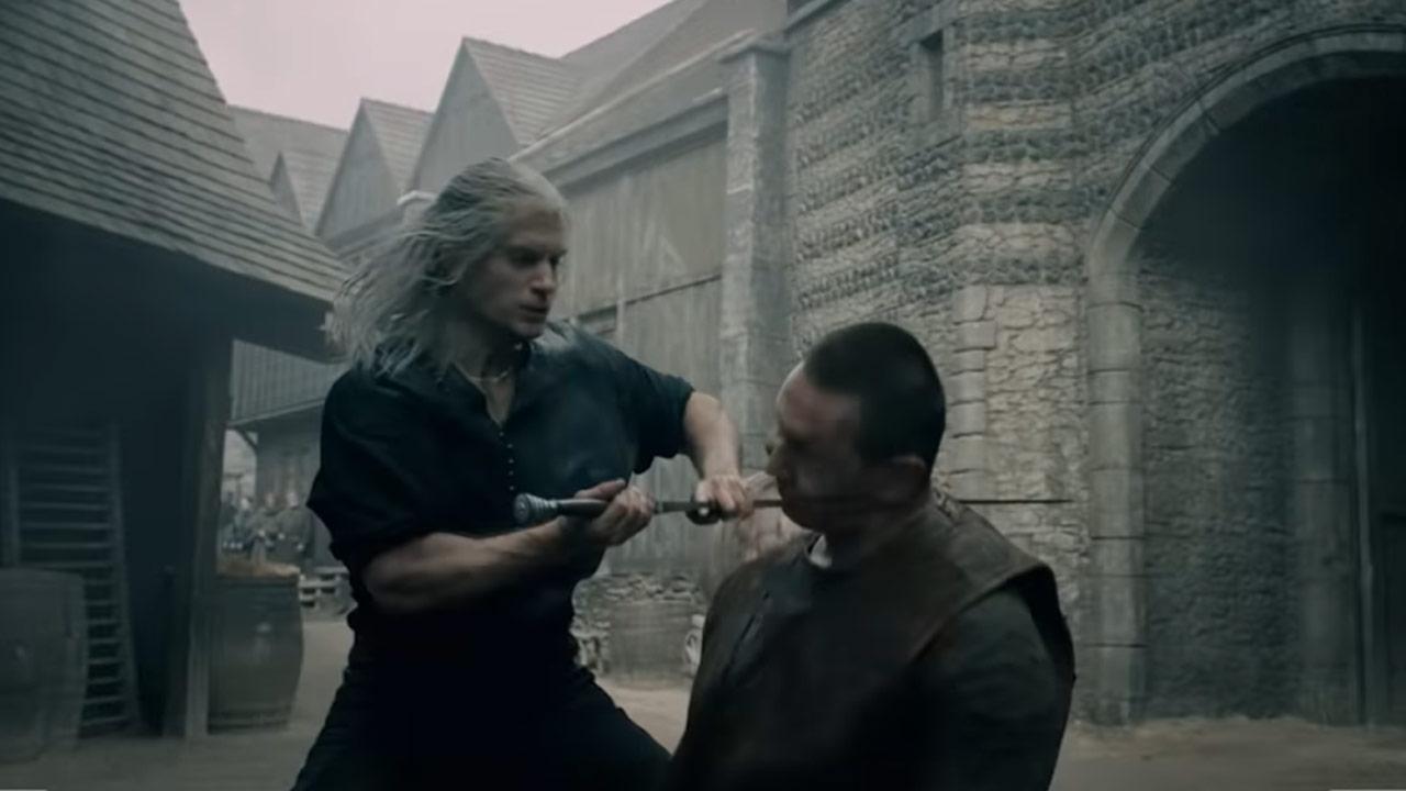 The Witcher : l'analyse de la meilleure scène de combat par Henry Cavill